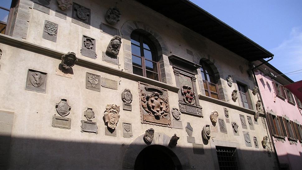Palazzo del Capitano a Bagno di Romagna - Ville, dimore, teatri ...