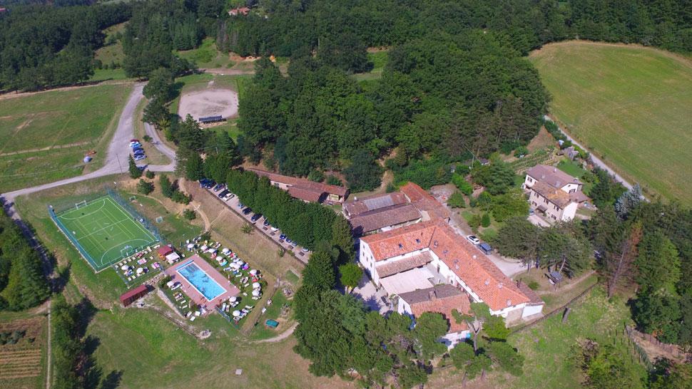 Case coloniche mulini sito di informazione turistica valle del savio - Ca di gianni bagno di romagna ...