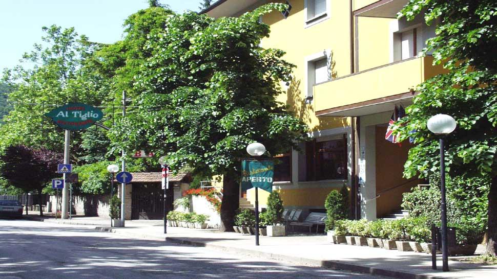 hotel al tiglio bagno di romagna sito di informazione turistica valle del savio