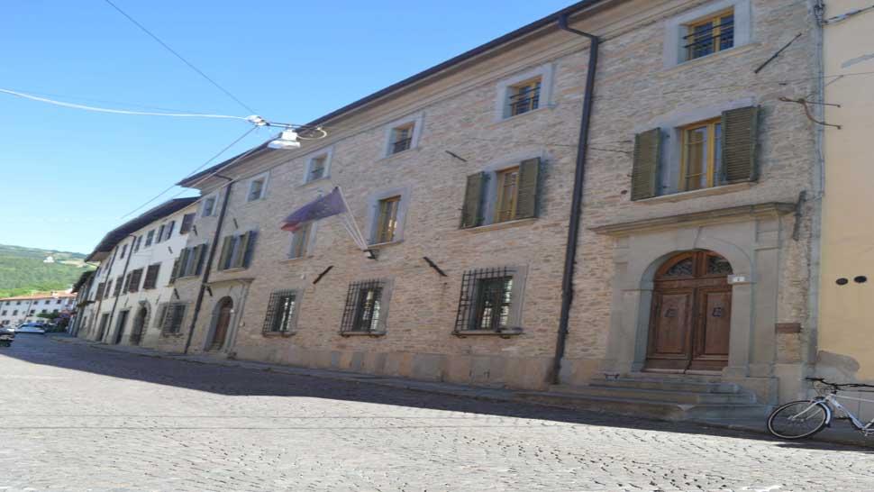 Palazzo pesarini a s piero in bagno ville dimore - Palazzo turchi di bagno ...