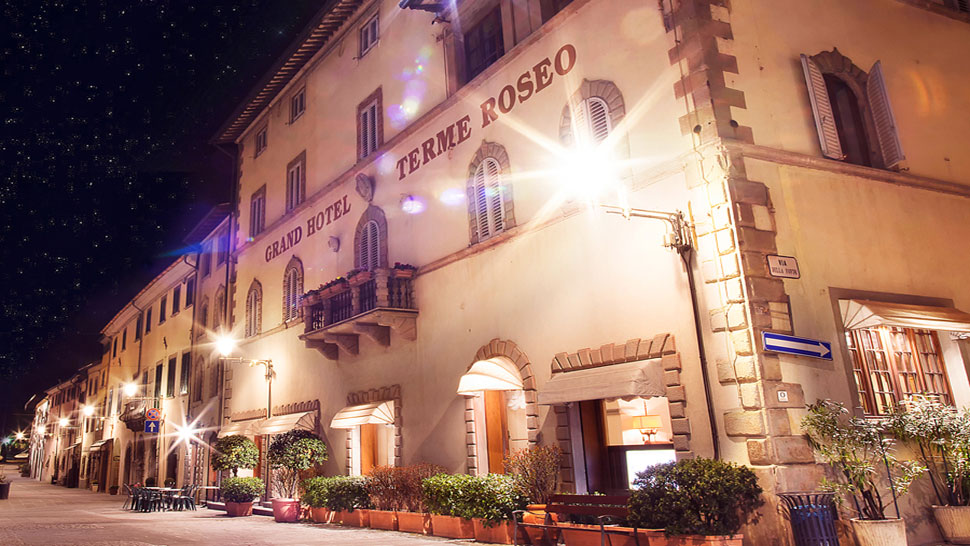 Bagno di romagna grand hotel terme roseo alberghi - Roseo hotel bagno di romagna offerte ...
