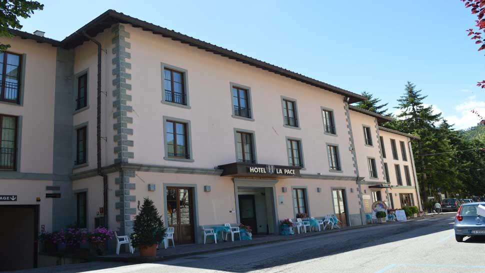 Bagno di Romagna - Hotel La Pace - alberghi - Alberghi *** - Sito di ...