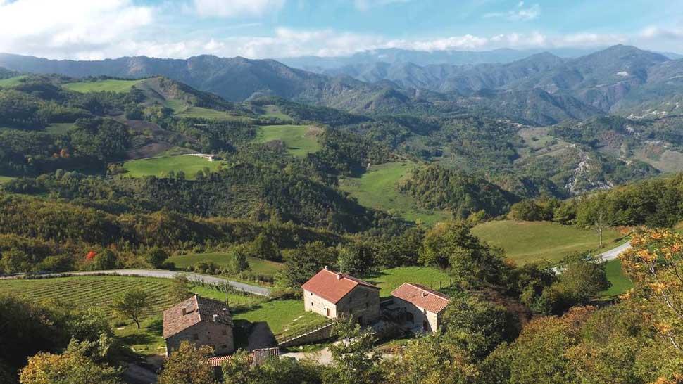 Agriturismo sito di informazione turistica valle del savio - Incisa bagno di romagna ...